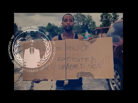 Anonymous - #OpFerguson
