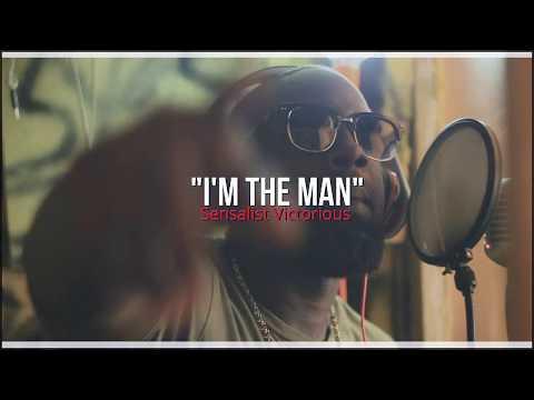 "Sensalist Victorious [feat.  Joe Andam]  ""I'm The Man"" [Studio Visual]"