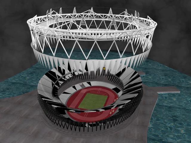 Estadio Olímpico Londres 2012