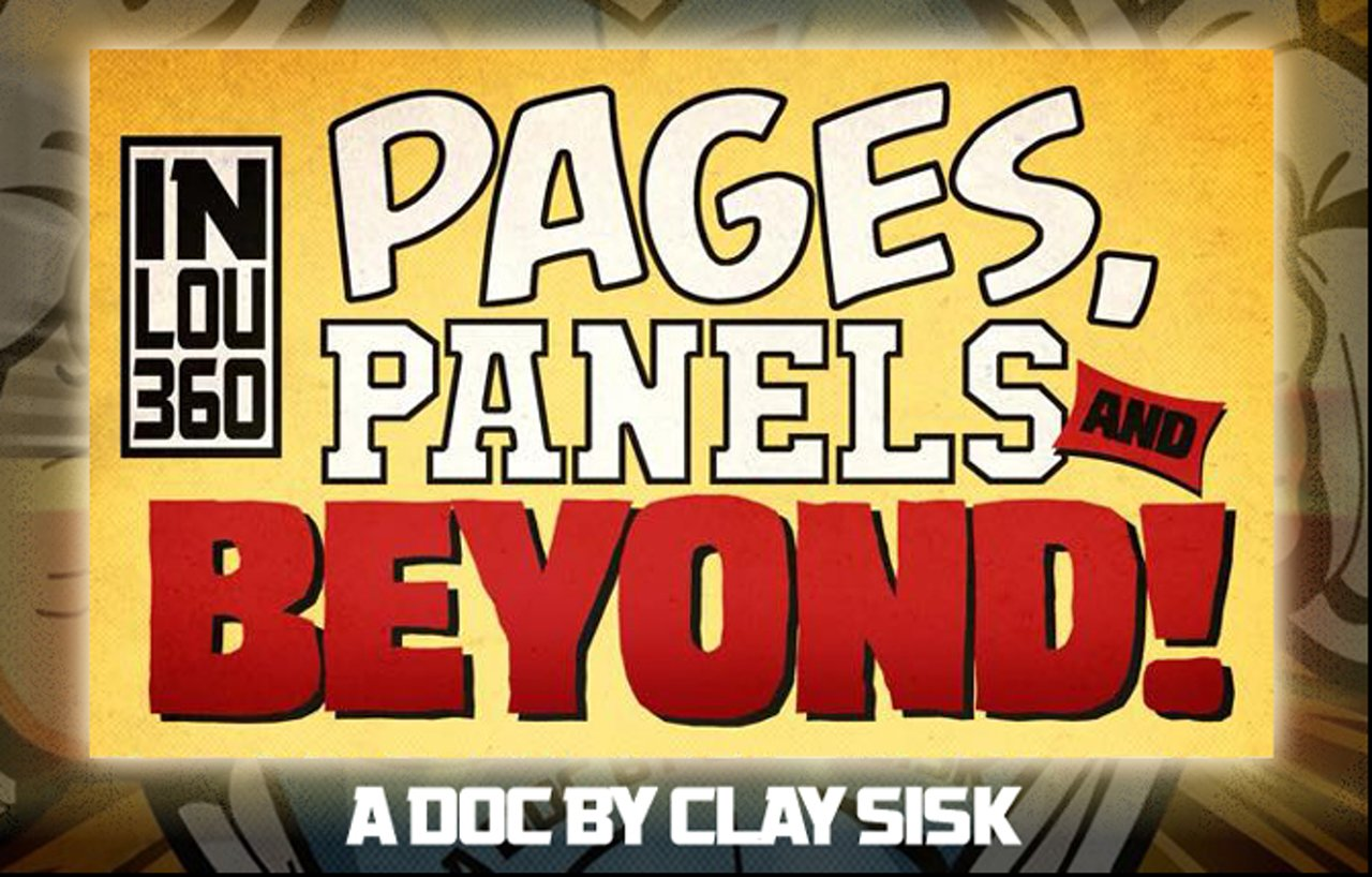 Pages, Panels and BEYOND!