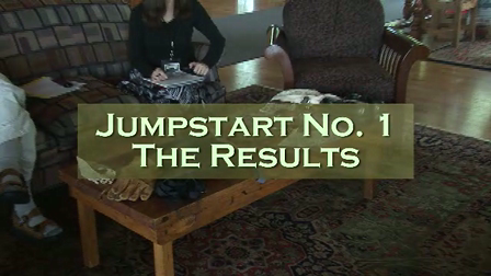 JUMPSTART NO. 1 / The Results