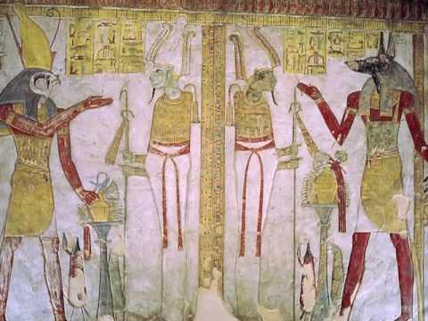 EGYPT 3 -KINGS VALLEY- 1/2