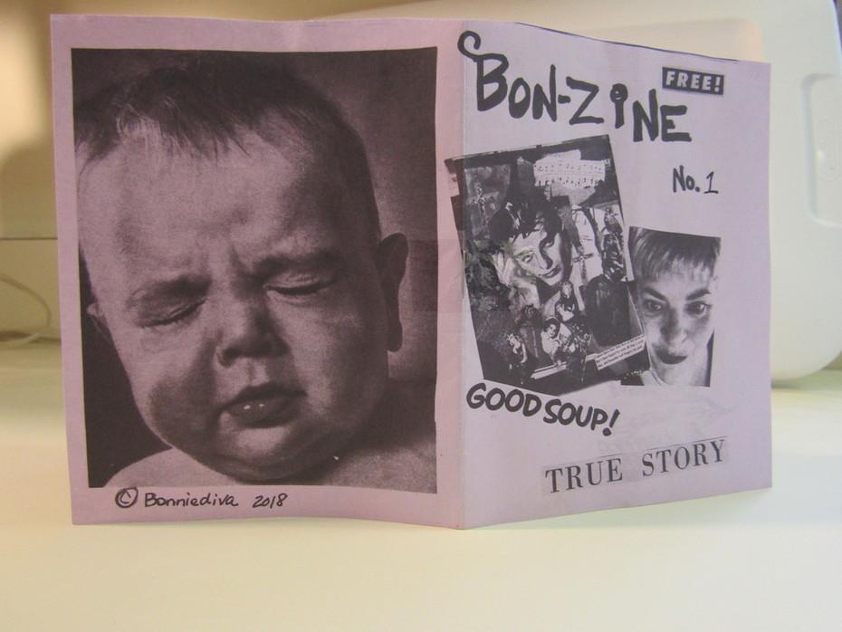 Mail art by Bonniediva (Gurnee, Illinois, USA)