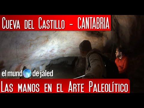 CUEVA DE EL CASTILLO   Las manos en el arte paleolítico. Capítulo 1 de 2