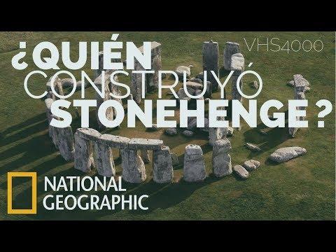 ¿Quién construyó Stonehenge?, documental en Castellano de National Geographic.