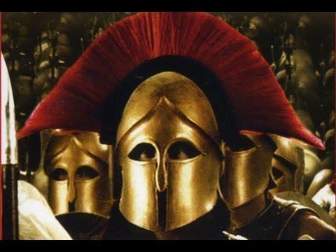La batalla final de los 300 espartanos