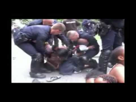 VIOLENCES OF THE FRENCH POLICE TO BLACK WOMEN