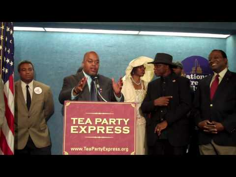 Black Conservatives Rebut Tea Party Racism Claims