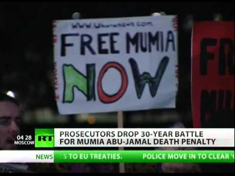 Mumia off death row after 30 years
