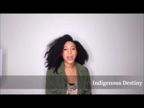 Indigenous Destiny invites YOU to join her on BaylorIC Worldwide TV