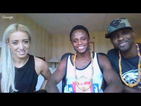 """ISAAC DOGBOE  """"I WANT TO BE THE PEOPLE'S CHAMPION WHEN I BEAT MAGDALENO!"""""""