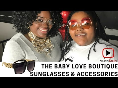 Minority Report|Stylish Sunglasses & Accessories from Baby Love Boutique