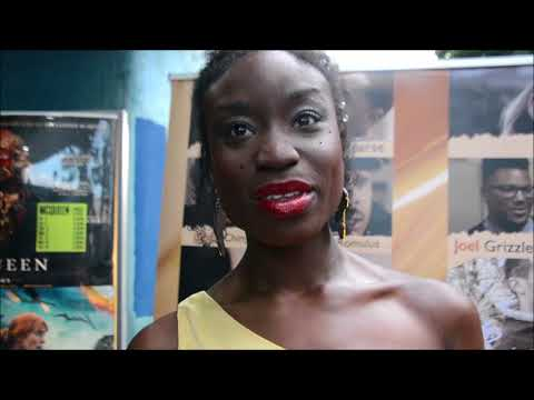 ADELE ONI INTERVIEW AT NO SHADE FILM PREMIERE (BUFF 2018)