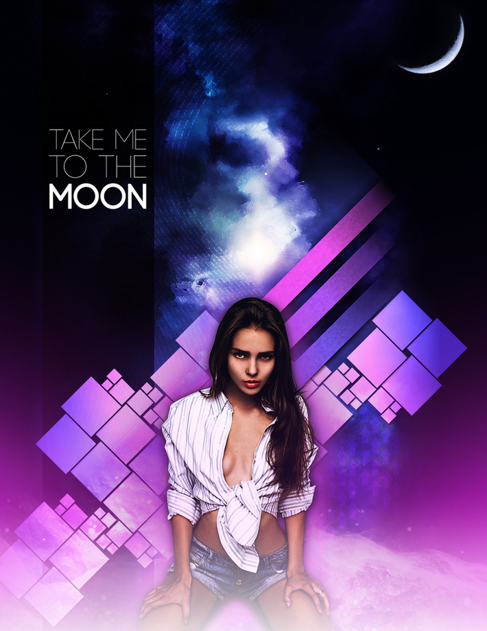 Take Me To The Moon