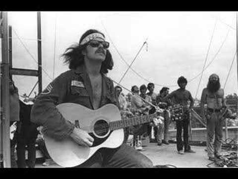 Country Joe McDonald - Kiss my Ass