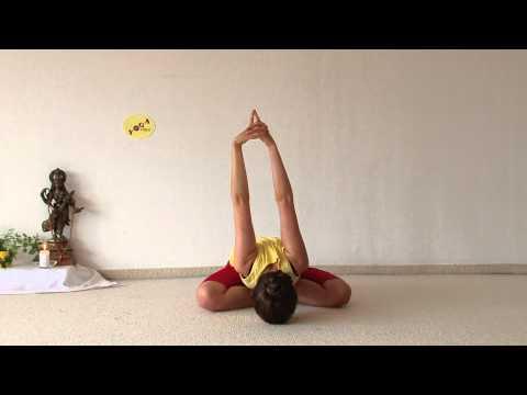 Yoga Mudrasana - Different Variations - Advanced and Beginners