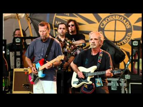 J.J. Cale/ Eric Clapton - Call Me The Breeze Live From Crossrods Guitar Festival 2004