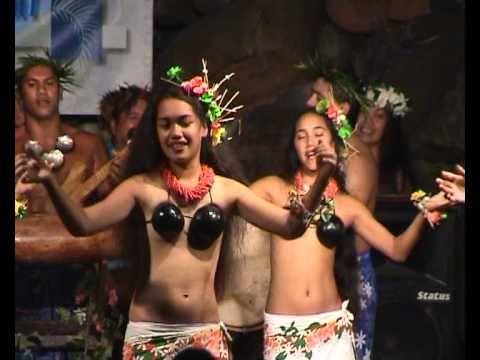 Cook Islands dance