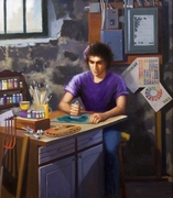 Apprentice by Lydia Martin