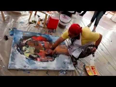 Copy of -II- ARTIST: SHEFQET AVDUSH EMINI INTERNATIONAL ART SYMPOSIUM IN AYDIN,TURKEY