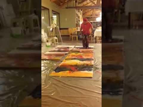Shefqet Avdush Emini Dutch Art Master BOLU