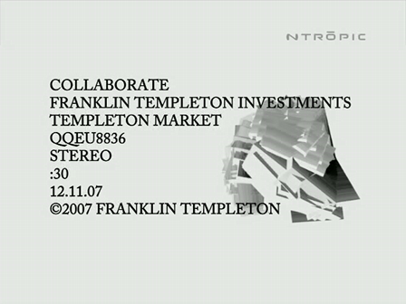 Brian Bascle VOs - Franklin Templeton Investments :30 TV