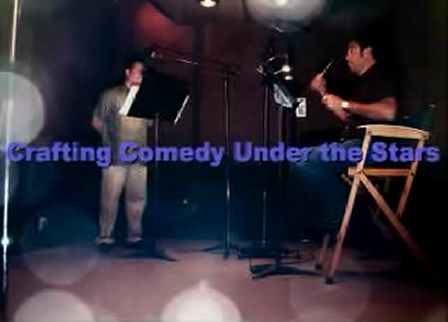 Crafting Comedy Under the Stars Event