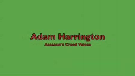 Adam Harrington-Assassin's Creed Voices
