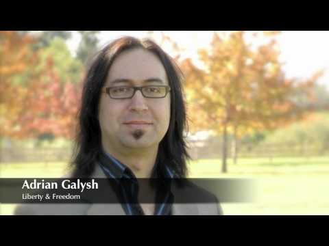 Adrian Galysh for California State Senate