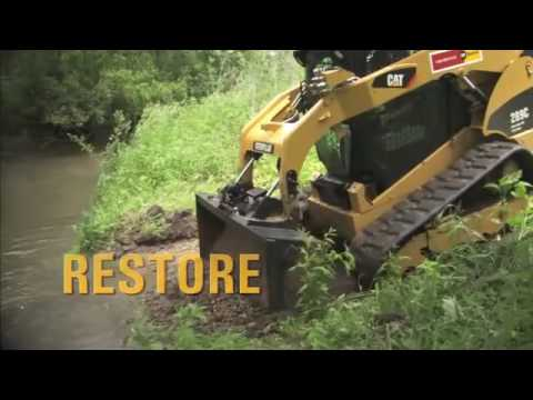 National 30-Sec TV Spot for Caterpillar