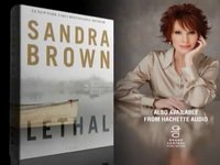 """Sandra Brown """"Lethal"""" (Book Promo TV Commercial)"""