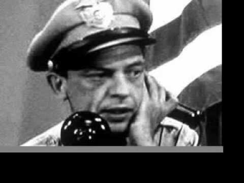 Deconstructing Barney Fife