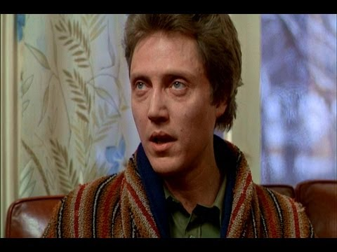 Christopher Walken reads the Yellow Pages