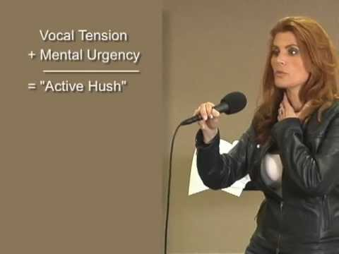 FREE VOICEOVER LESSON #3 Active Hush Technique - NANCY WOLFSON