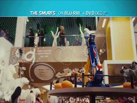 The Smurfs - Blue (HD)