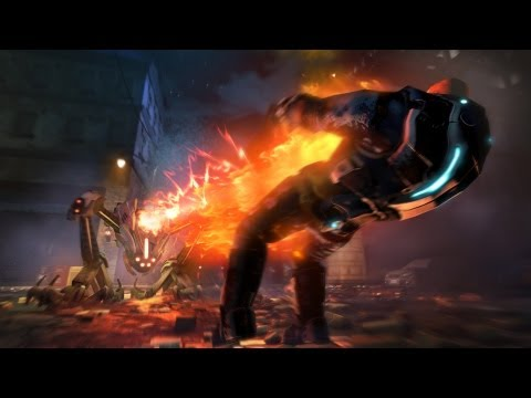 "XCOM: Enemy Unknown ""Casualties of War"" Trailer"