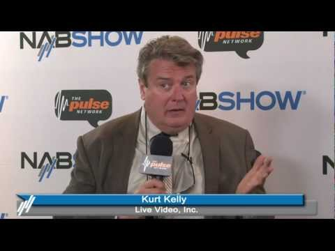 2012 NAB Show - The Voice of Experience: Kurt Kelly
