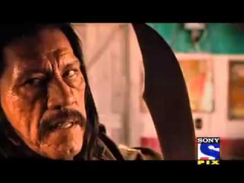MACHETE Official Movie TV Trailer [HD] Kurt Kelly Voice Over SONY PIX Television Network