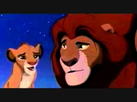 Al Shaw Voice Box as Mufasa on Lion King
