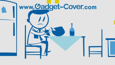 Gadget Cover TVC - Voiced by Guy Harris