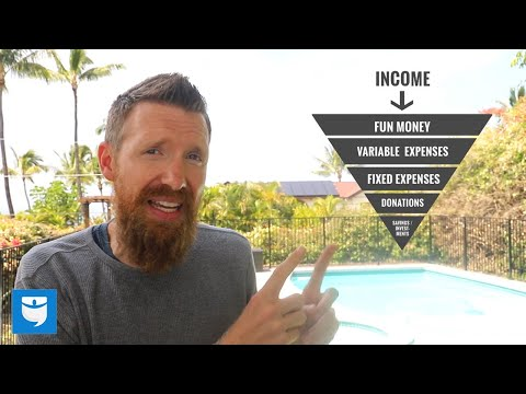 How To STOP Living Paycheck to Paycheck In 4 Steps!