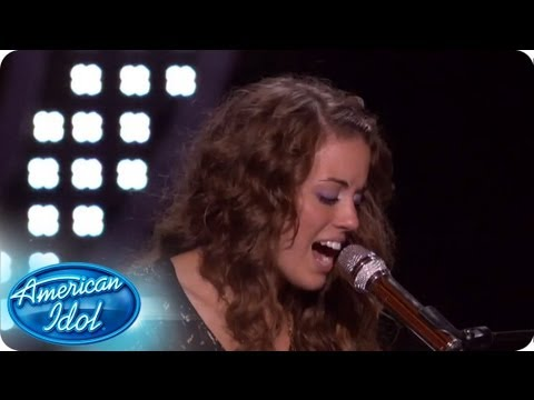 Now Playing: American Idol Angie Miller blows Hollywood with Christian Song You set me Free !