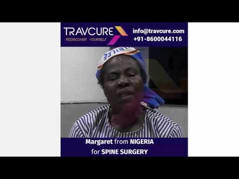 Margaret From Nigeria: Spine Surgery In Nagpur, India With Dr. Mukesh Laddha.