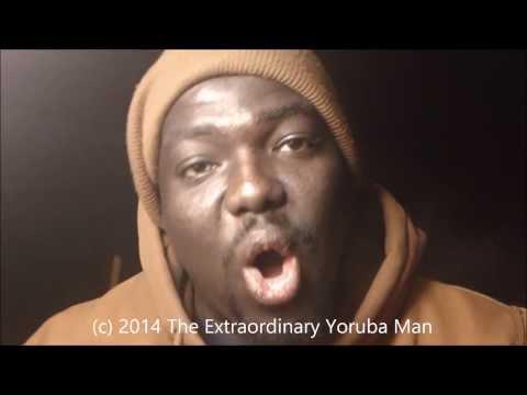 The Extraordinary Yoruba Man: Kiko Orin Ere Idaraya: Labe Igi Orombo(Playing under the Orange Tree)
