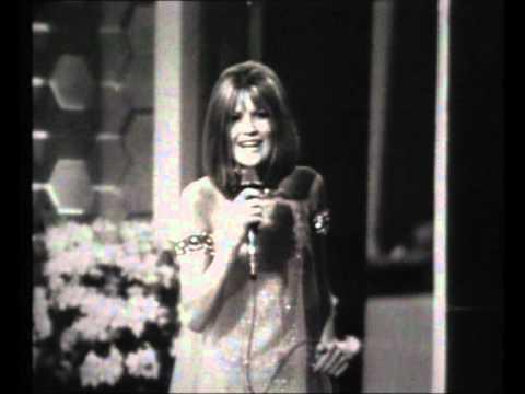 Eurovision 1967 - United Kingdom - Sandie Shaw - Puppet on a string [HQ SUBTITLED]