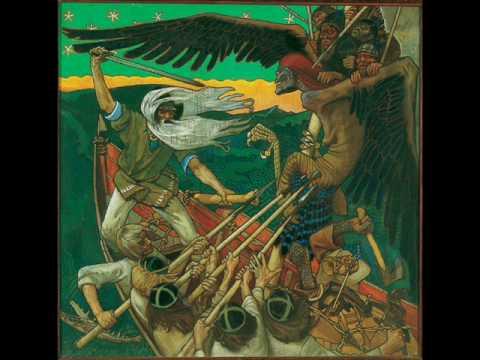 KALEVALA - THE FINNISH MYTHOLOGY