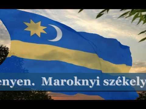 A Székely himnusz Karaoke  Anthem of the Székely Land.