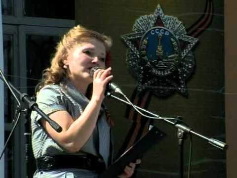 Песни Великой Отечественной на удмуртском языке.