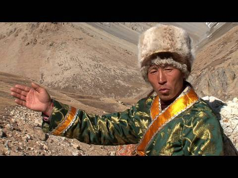 Land is Breath: respecting nature in Altai