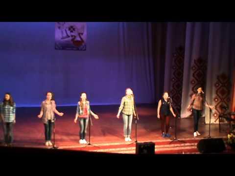 ABBA запела на ЭРЗЯНЬ КЕЛЬ. ОД ВИЙ-2015 анс.Тештине-Ярмакт (Чамзинский р-н)